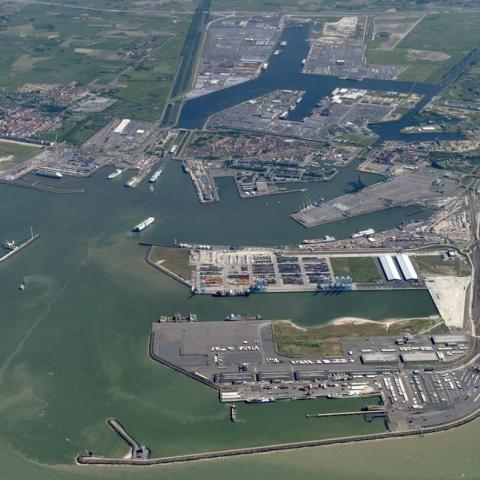 thumbnail for Positieve trend zet zich voort in Zeebrugge