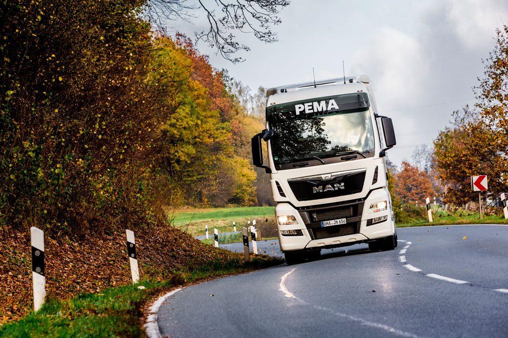 pema-truck