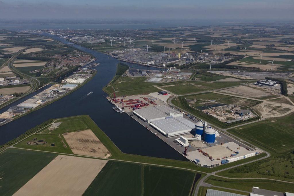 thumbnail for North Sea Port ziet in eerste kwartaal 6,6% minder volume