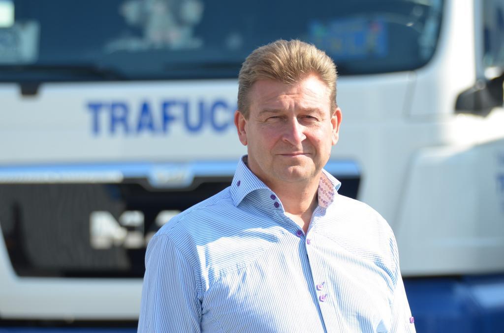 """thumbnail for Marc Van den Broeck (Trafuco): """"Ik hoop dat we hier niet alleen als bedrijf maar ook als sector goed uitkomen"""""""