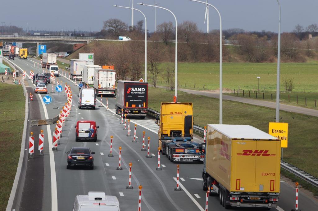 thumbnail for Viapass cijfers: het truckverkeer blijft groeien, maar langzamer