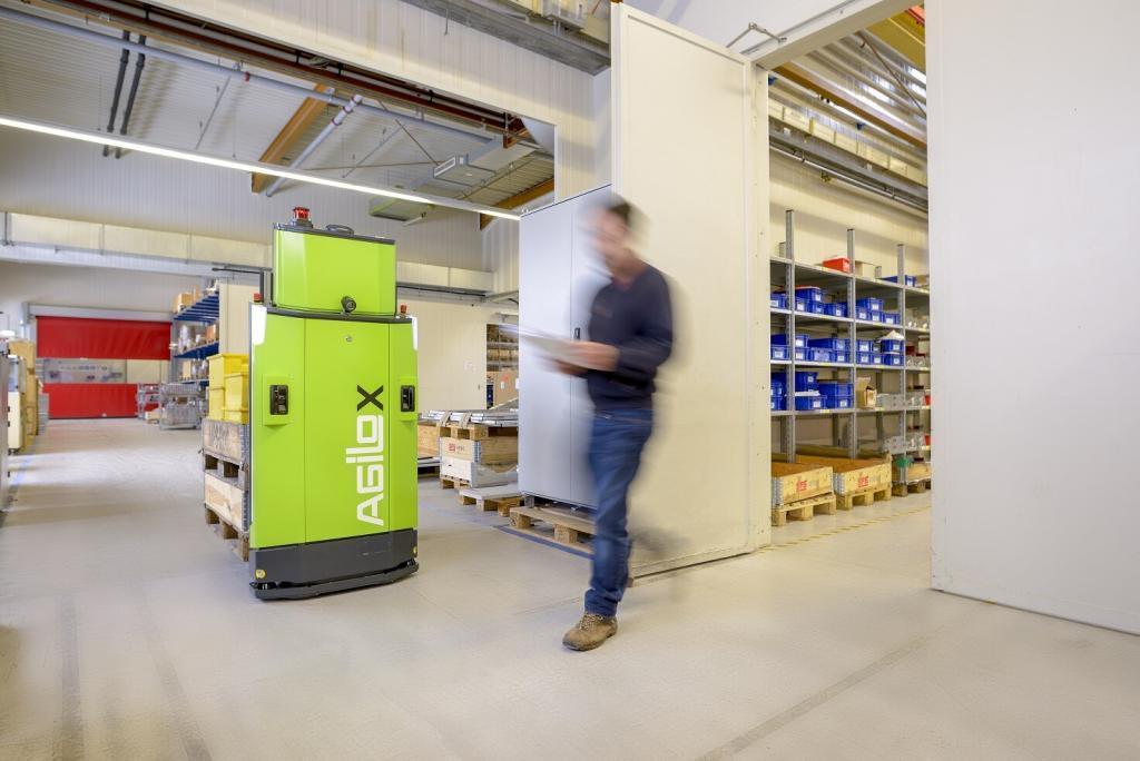 thumbnail for Le spécialiste de l'automatisation CLS arrive en Belgique