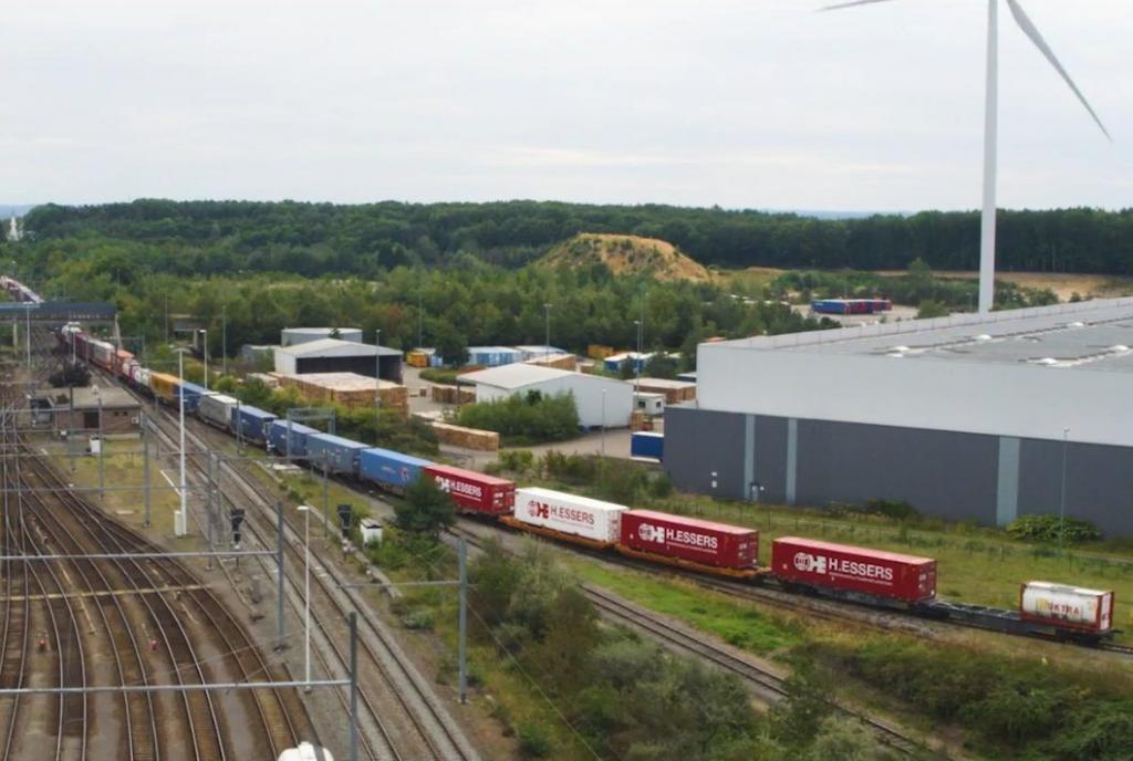 thumbnail for H.Essers en Rail Cargo Austria lanceren rechtstreekse railverbinding Roemenië-Turkije