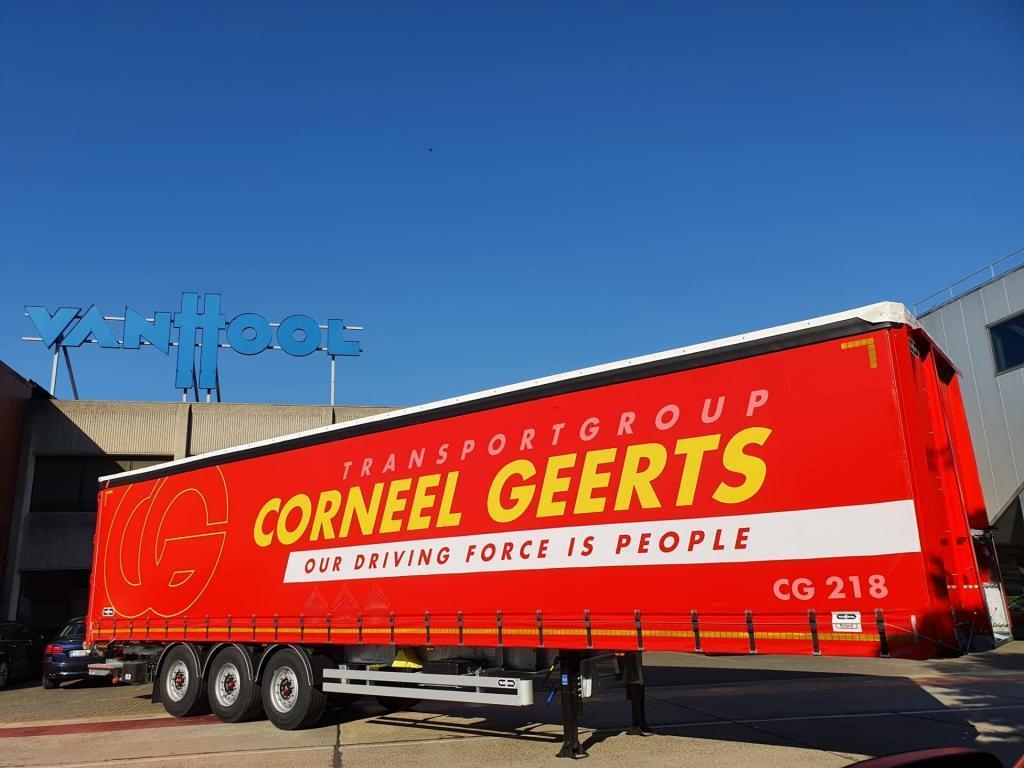 thumbnail for Corneel Geerts Transportgroup breidt trailervloot verder uit