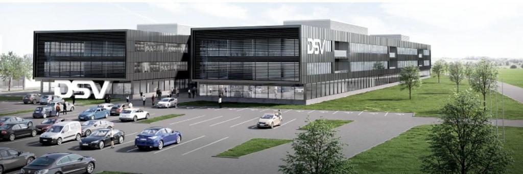 thumbnail for DSV annonce le plus grand centre logistique d'Europe au Danemark