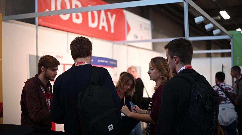 thumbnail for Op zoek naar nieuw talent om uw team te versterken? Neem deel aan de TL Hub Job Day te Mechelen