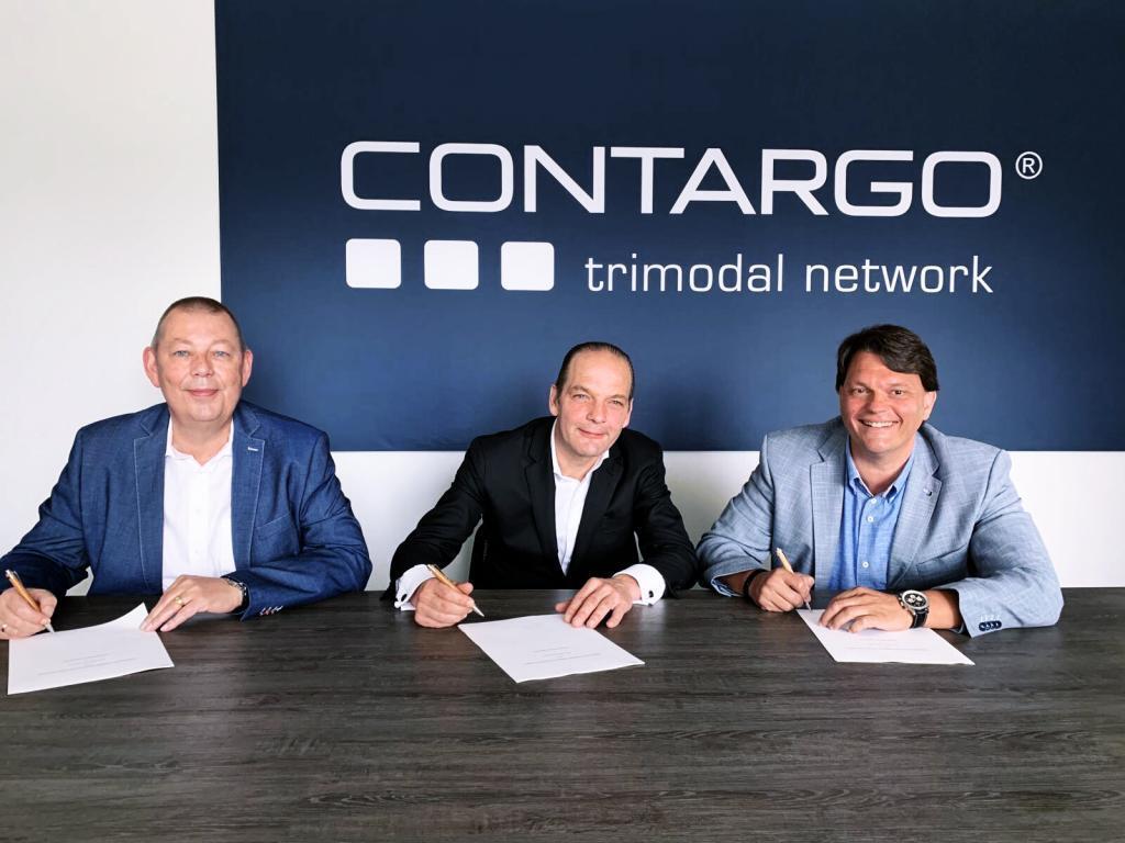 thumbnail for Contargo breidt binnenscheepvaartactiviteiten in de Benelux verder uit
