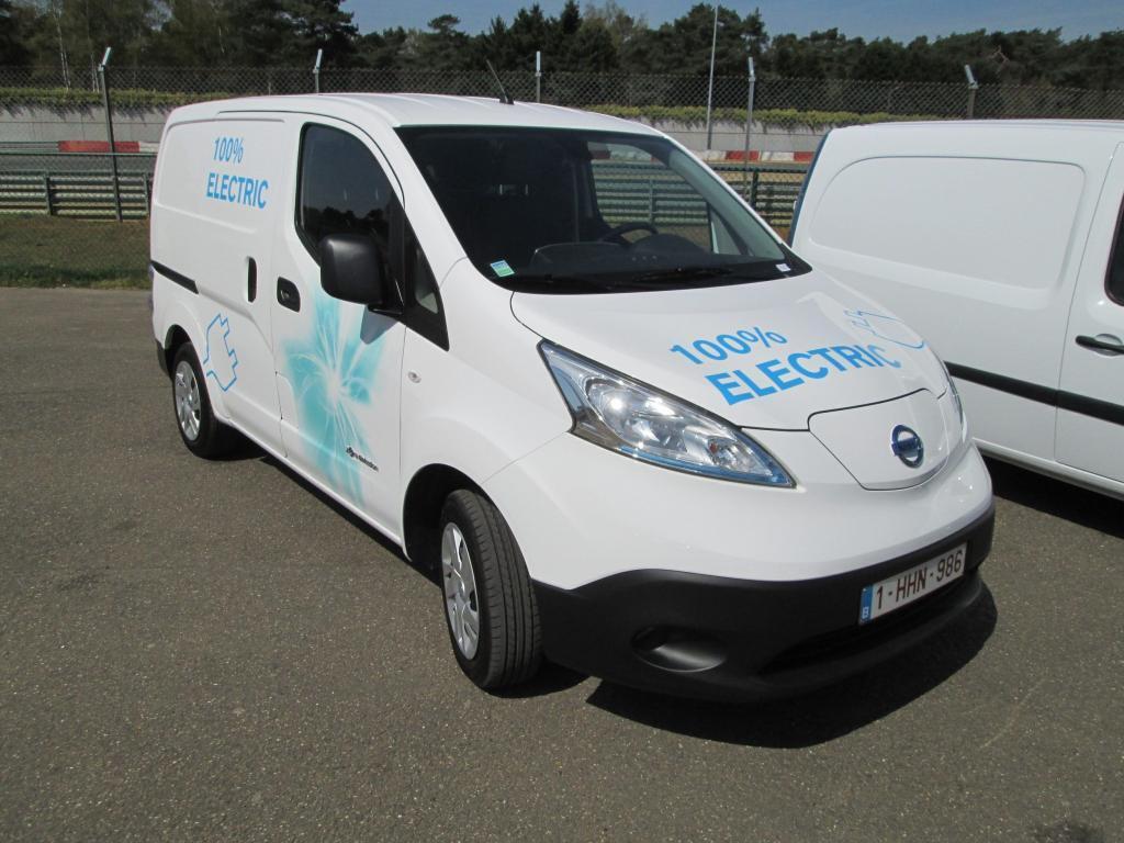 thumbnail for Webfleet Solutions voor elektrische voertuigen