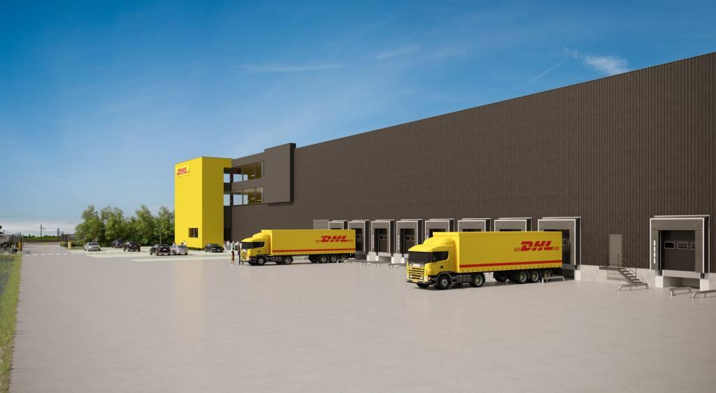 thumbnail for DHL bouwt nieuwe Life Sciences and Healthcare campus nabij Brussel