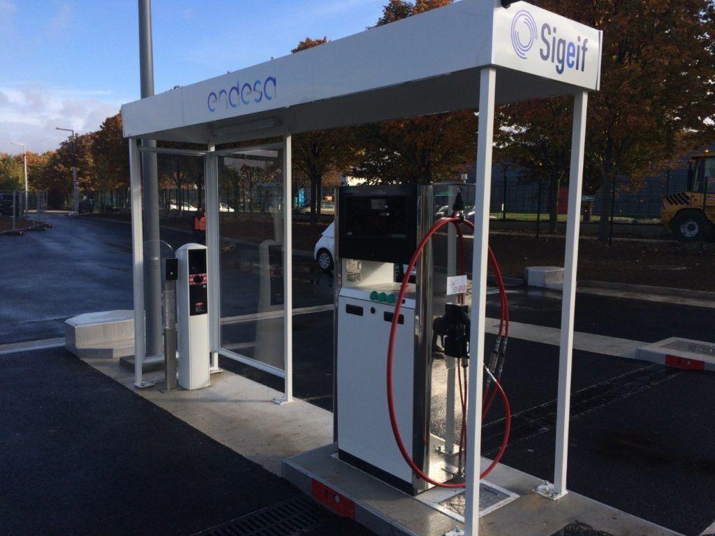 thumbnail for Endesa opent volgend jaar 4 nieuwe gasstations in Frankrijk