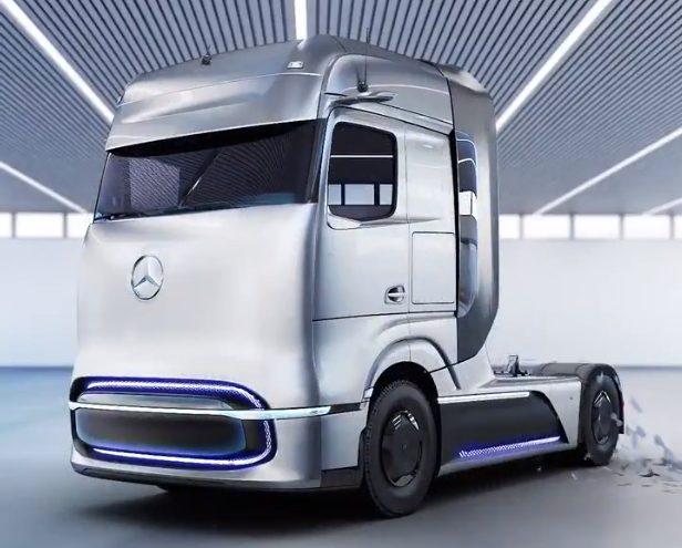 thumbnail for Mercedes-Benz présente son concept à hydrogène
