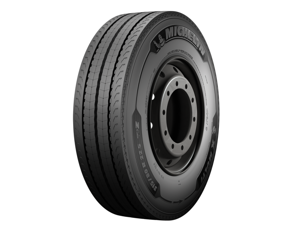 thumbnail for Michelin élargit la gamme X MULTI