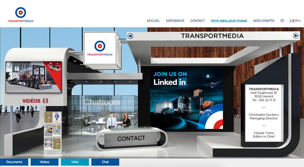 thumbnail for Participer à l'expérience virtuelle de TRANSPORTMEDIA et générer rapidement du business
