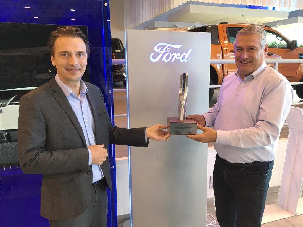 thumbnail for Ford Waasland Automotive wint opnieuw Chairman's Award