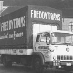 Freddytrans achètera également des Bedford, la marque la plus vendue en Belgique au début des années '60.