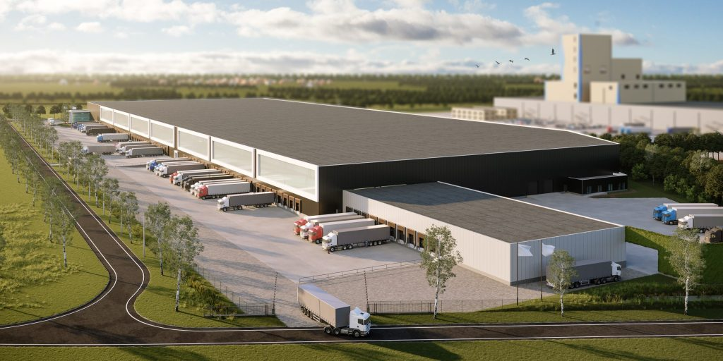 thumbnail for XPO Logistics et Danone développent un nouveau centre de distribution aux Pays-Bas
