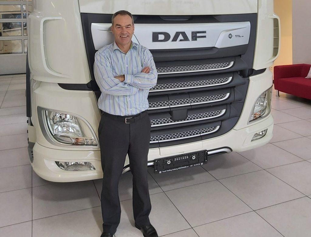thumbnail for Jef Verelst dirige désormais Truck Trading Limburg / Brabant / TT Parts