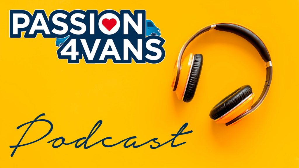 thumbnail for Virtual Passion4Vans Xperience: ontdek onze podcasts!