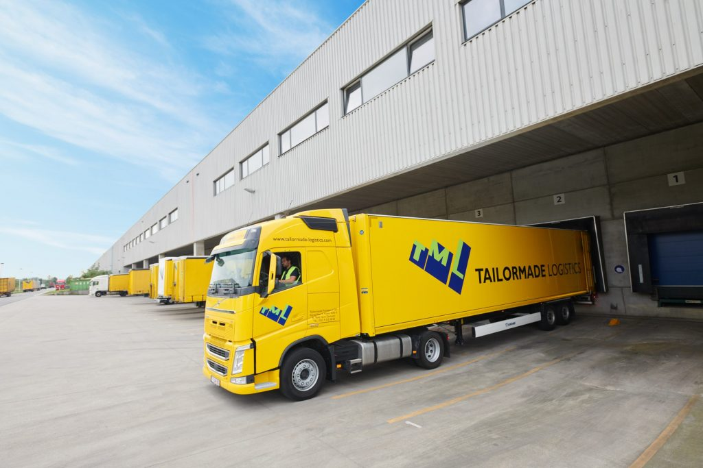 thumbnail for Tailormade Logistics breidt uit met 20.000 m2 in Orléans