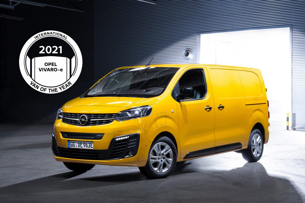 thumbnail for Opel Vivaro : 20e anniversaire, 1 million d'unités construites