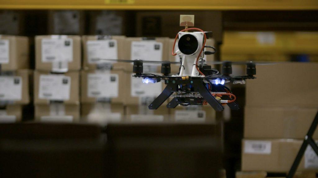 thumbnail for [VIDEO] Flanders Make développe des drones qui comptent les stocks