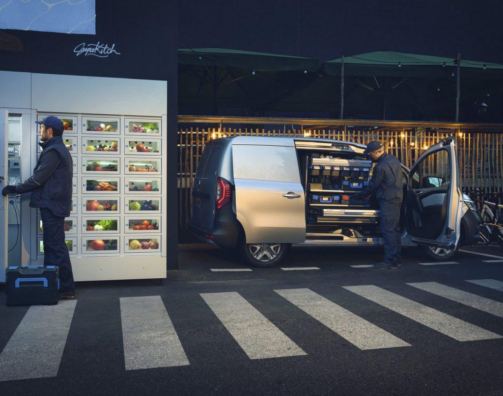 2021 - Renault Kangoo Van (1)