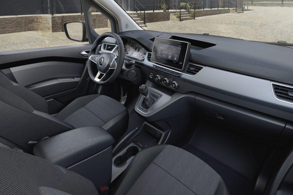 2021 - Renault Kangoo Van (13)