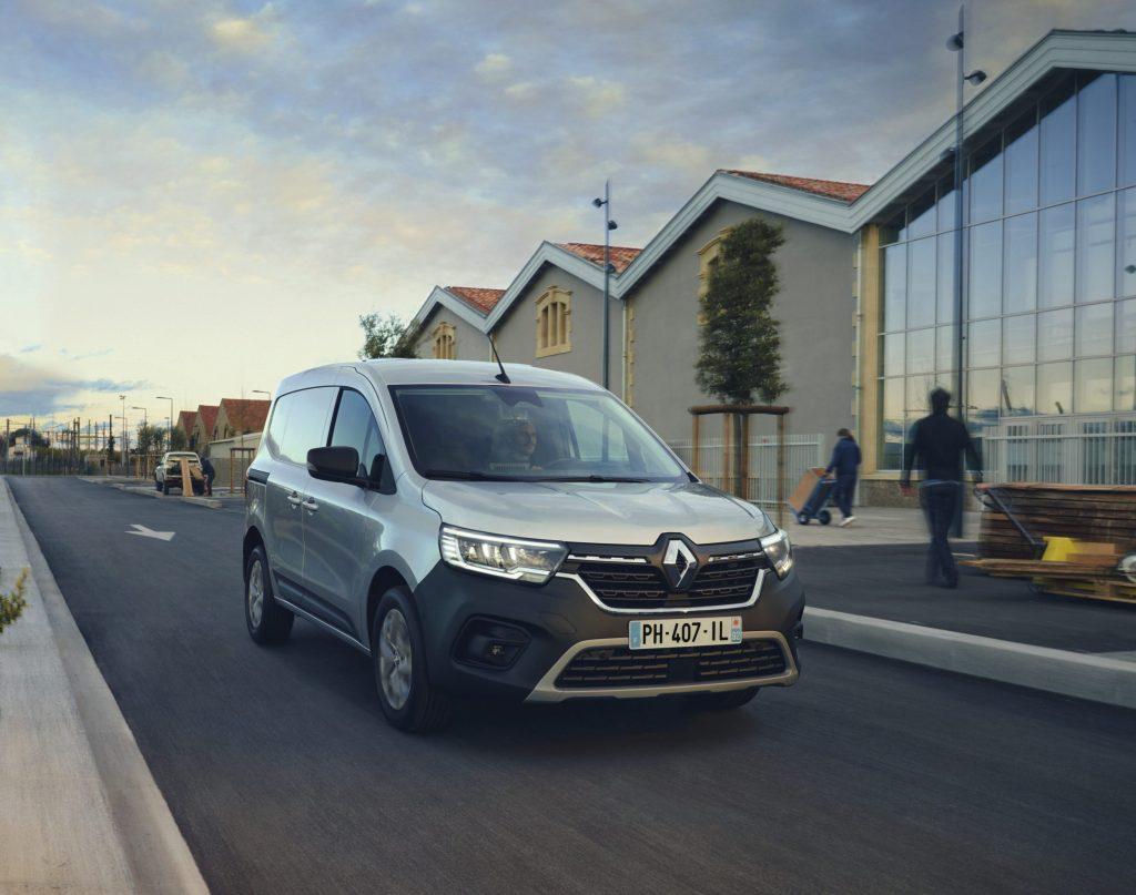 2021 - Renault Kangoo Van (4)