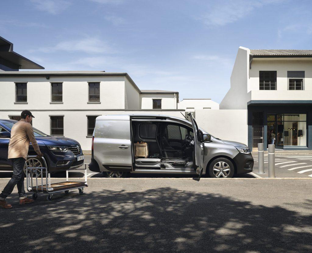 2021 - Renault Kangoo Van (5)