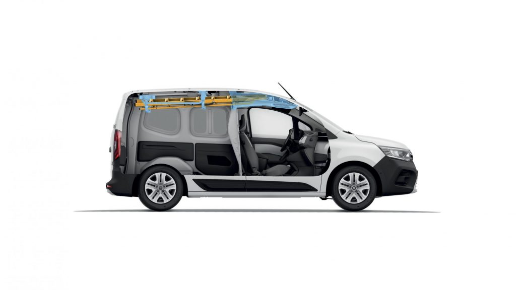 2021 - Renault Kangoo Van (7)
