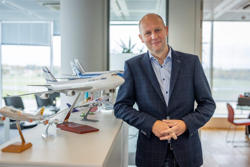 """thumbnail for [EXCLUSIF] Frédéric Jacquet (directeur général ad interim) : """"Liege Airport s'en remettra !"""""""