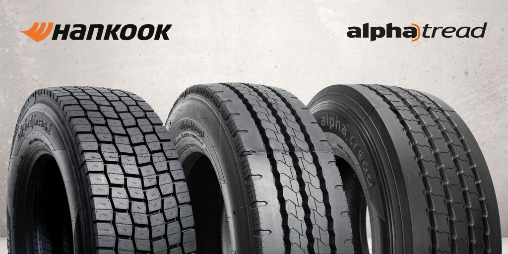 thumbnail for Hankook lanceert eigen Alphatread merk voor loopvlakvernieuwing