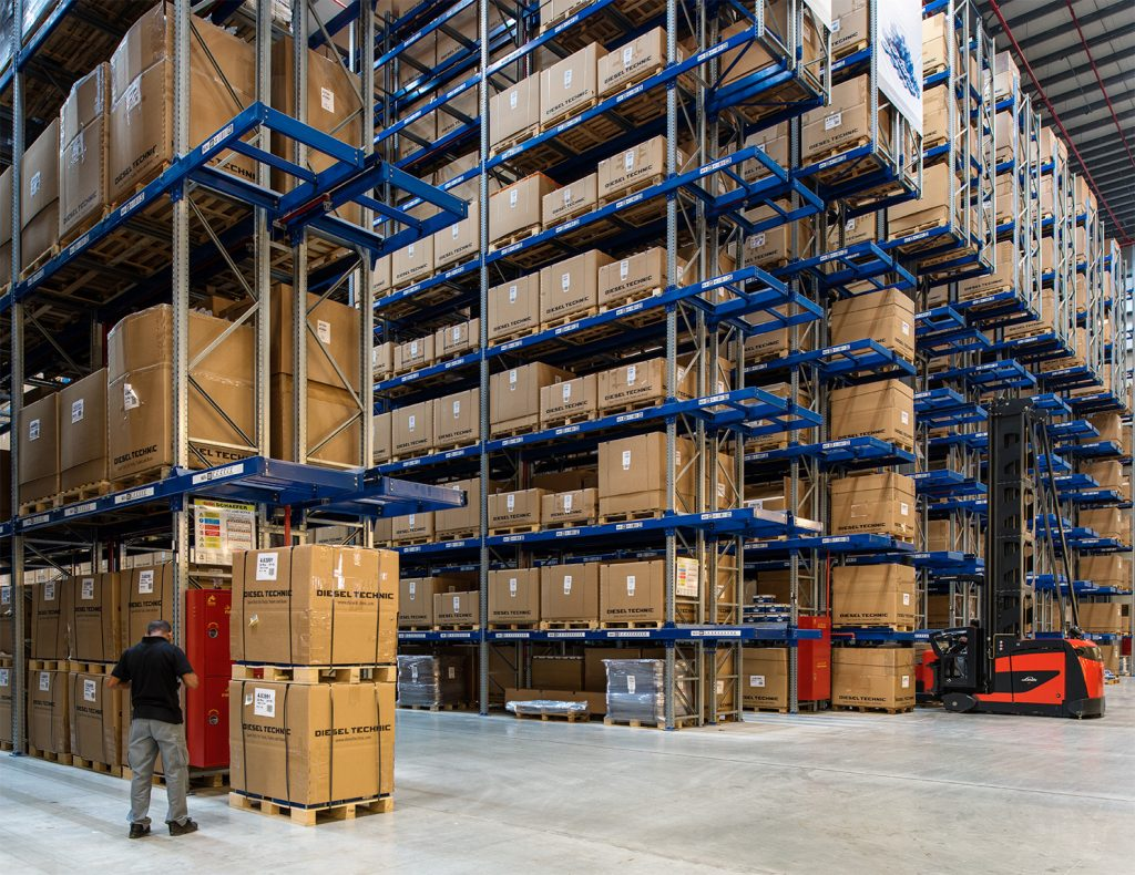 thumbnail for Diesel Technic biedt individuele logistieke oplossingen aan