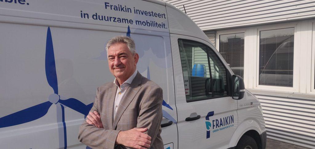 thumbnail for Fraikin se développe fortement en Belgique