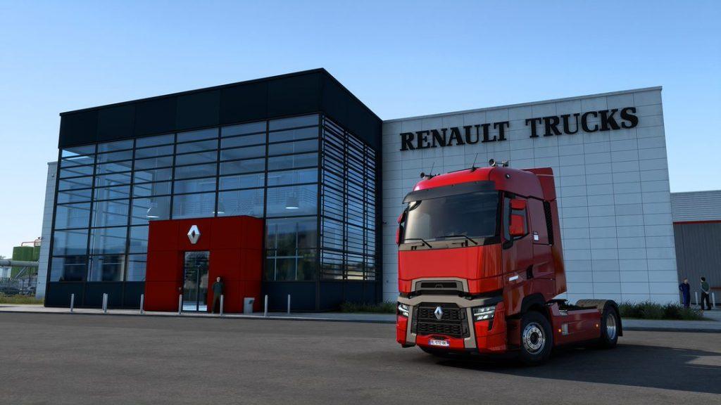 thumbnail for Het eerste nieuws over de nieuwe Renault Trucks T