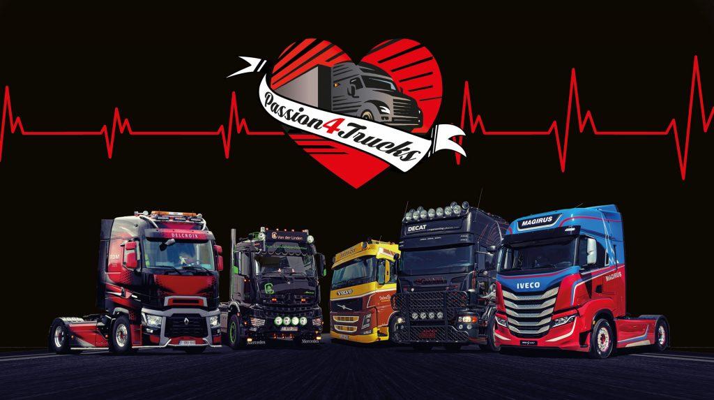 thumbnail for Passion4Trucks: schrijf jouw truck in!