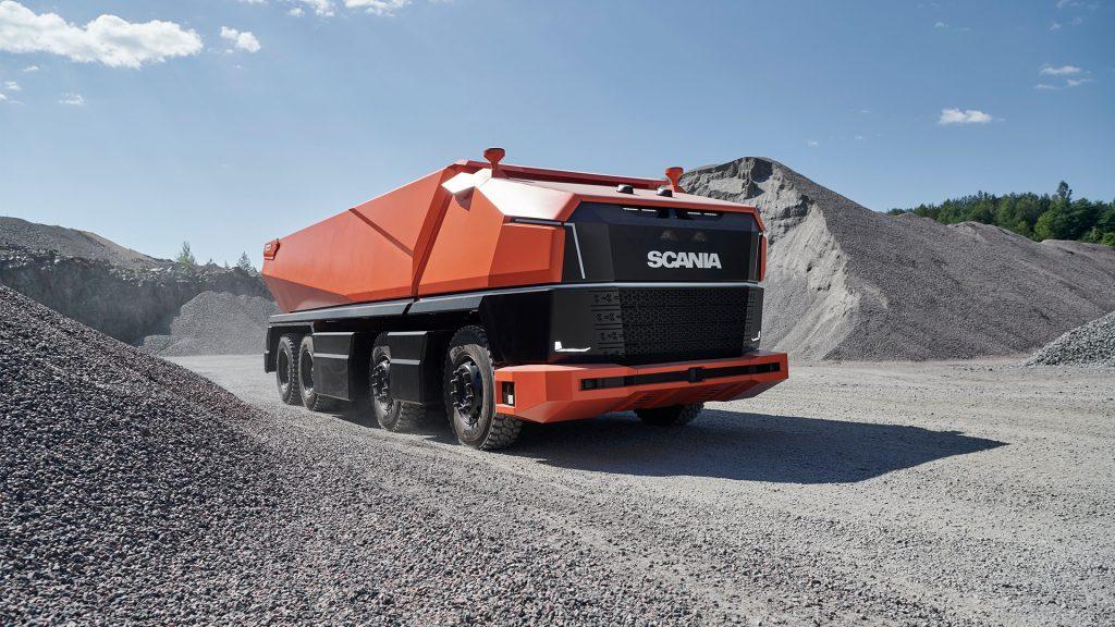 thumbnail for Scania vereenvoudigt organisatie