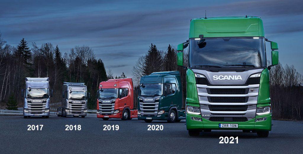 thumbnail for Scania wint voor de vijfde keer op rij de 'Green Truck'-award [Advertorial]