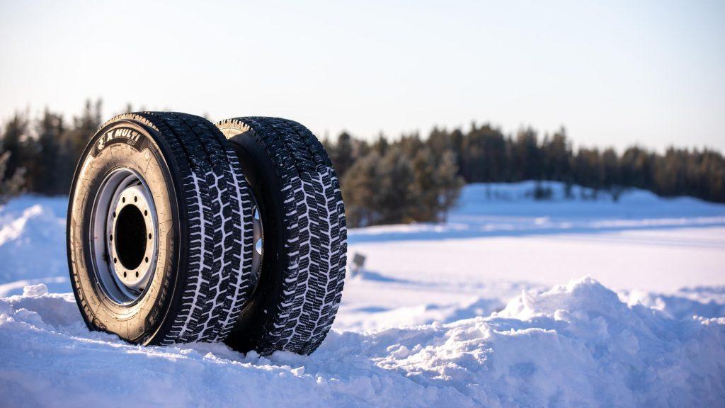 thumbnail for Michelin lanceert nieuwe winterband