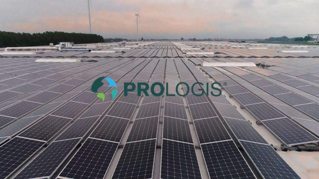 thumbnail for Le Prologis Solar Project atteint 100 MW d'énergie solaire
