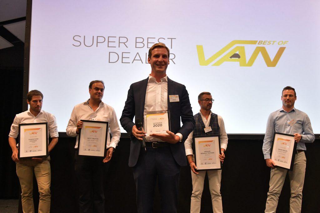 Verkiezingen Best of VAN 2021