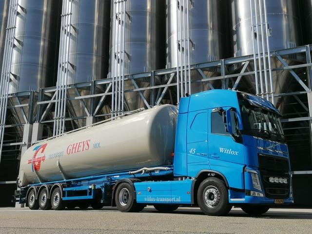 thumbnail for Gheys neemt Witlox Logistics Oirschot over