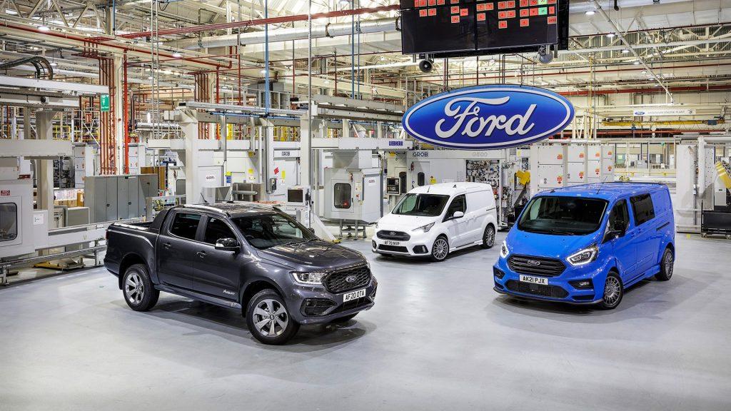 thumbnail for Les versions Ford MS-RT: fonctionnelles avec un facteur wow en plus ! [Advertorial]
