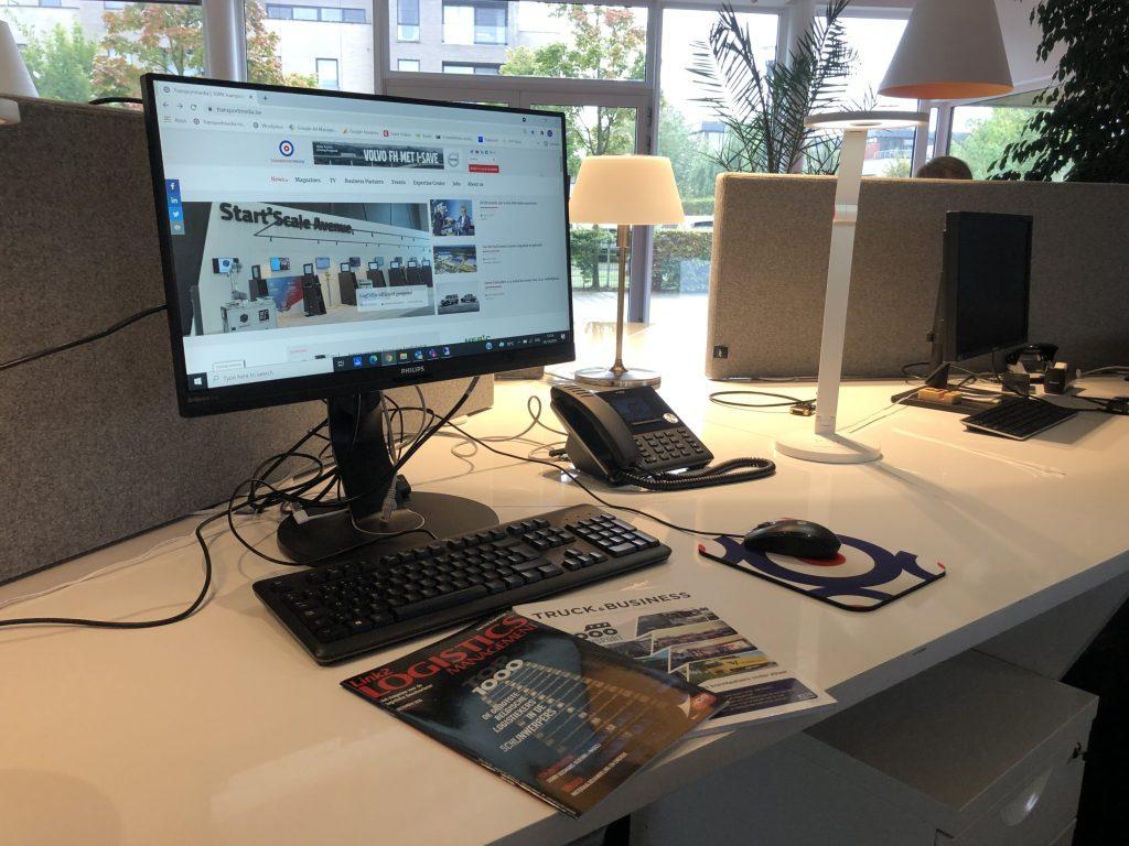 thumbnail for TRANSPORTMEDIA zoekt een Nederlandstalige journalist(e)/eindredacteur(trice)
