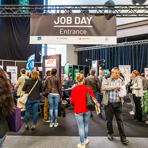 thumbnail for TL Hub Job Day: vind jouw volgende job in transport of logistiek!
