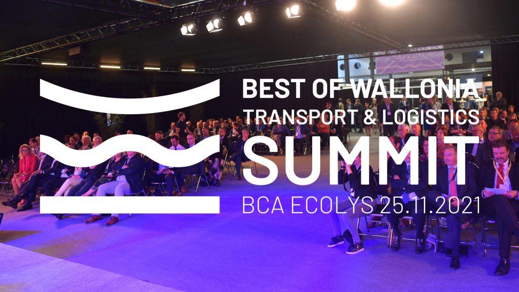 thumbnail for Best of Wallonia / Transport & Logistics Summit 2021